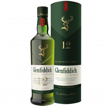 Glenfiddich 12 YO 700 ml