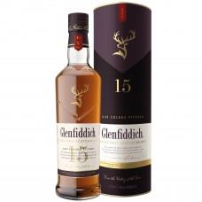 Glenfiddich 15 YO 700 ml