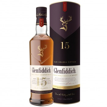 Glenfiddich 15 YO 700 ml