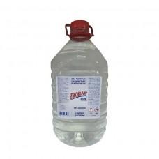 Ekomax Gel gel alcoolic dezinfectant pentru maini PET 5 litri