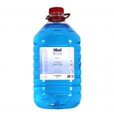 iGel Blue gel alcoolic pentru maini PET 5 litri