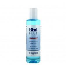 iGel Blue gel alcoolic dezinfectant pentru maini 200 ml