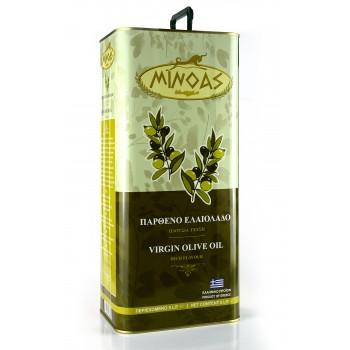 Ulei de masline virgin Minoas 5 litri